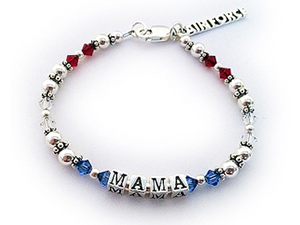 AIR FORCE MAMA Bracelet