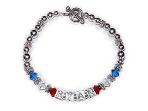Military Wives Bracelets  - Military Moms Bracelet
